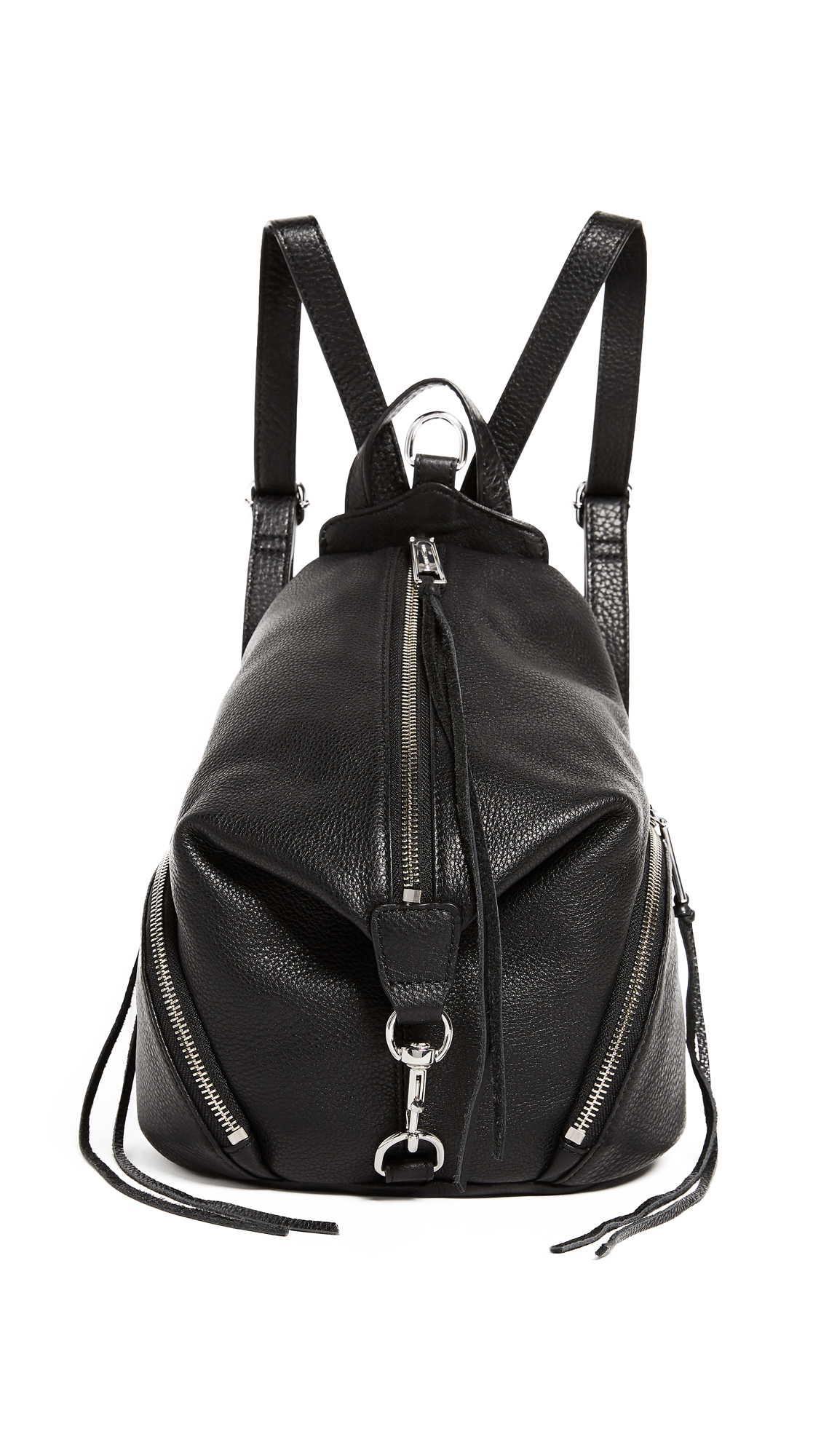 Rebecca Minkoff Medium Julian Backpack - Black