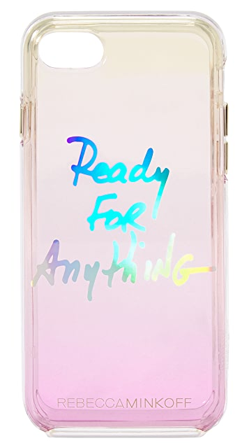 Rebecca Minkoff Ready For Anything iPhone 7 Case