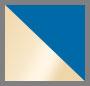 Gold/Blue Multi