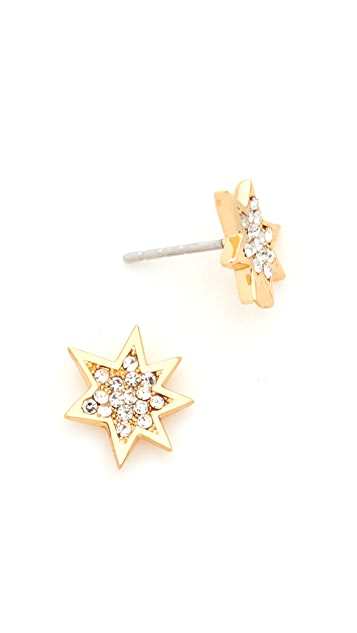 Rebecca Minkoff Pow Stud Earrings