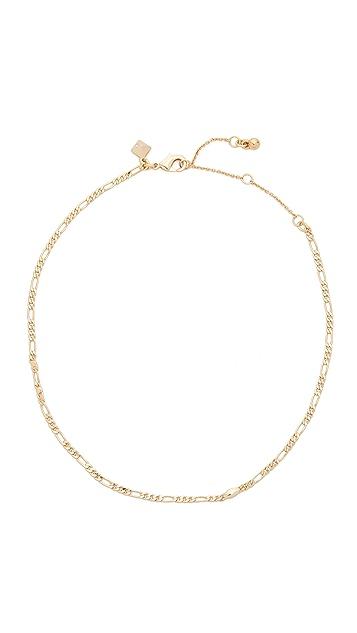 Rebecca Minkoff Boyfriend Chain Choker Necklace