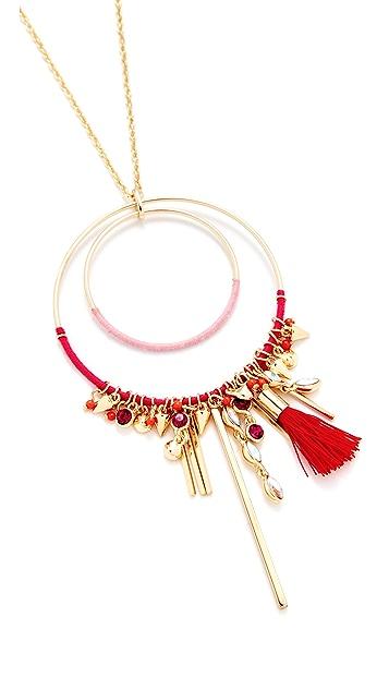 Rebecca Minkoff Gemma Charm Pendant Necklace