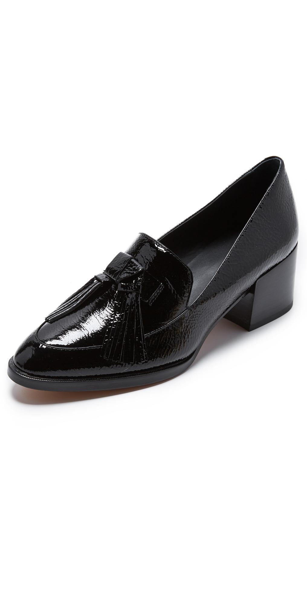 Edie Patent Loafers Rebecca Minkoff
