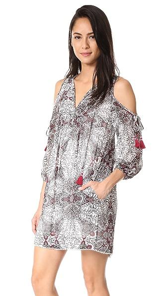 Rebecca Minkoff Cappy Dress - Multi Handkerchief