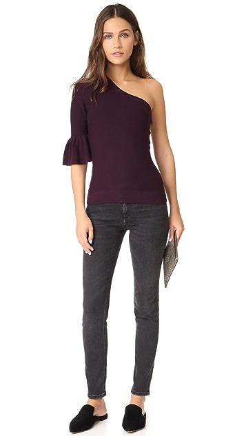 Rebecca Minkoff Cold Shoulder Sweater