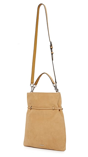 Rebecca Minkoff Large Moto Drawstring Bag