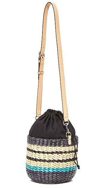 Rebecca Minkoff Mini Basket Cross Body Bag
