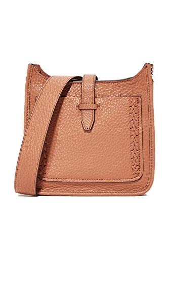 Rebecca Minkoff Mini Unlined Feed Bag - Almond