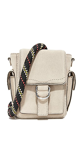 Rebecca Minkoff Cliffside Mini Camera Bag - Sandstone Multi