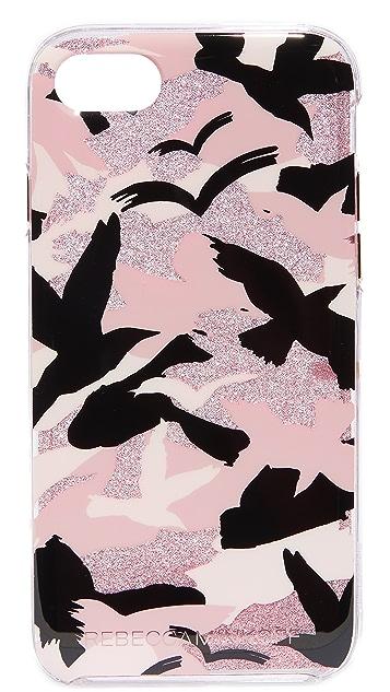 Rebecca Minkoff Camo Bird iPhone 7 Case