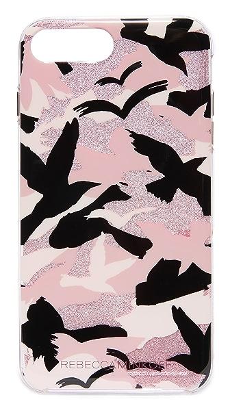 Rebecca Minkoff Camo Bird iPhone 7 Plus Case