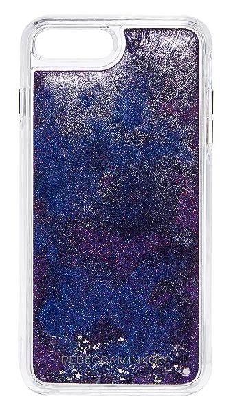 Rebecca Minkoff Galaxy Glitterfall iPhone 7 Plus Case - Multi