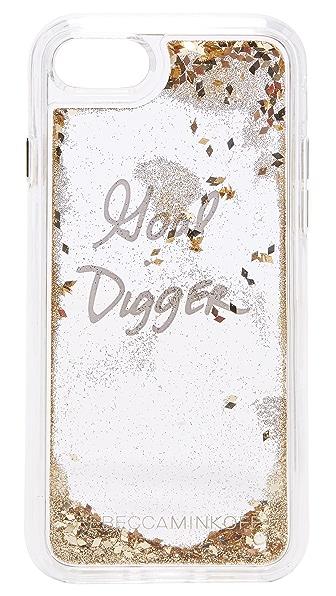 Rebecca Minkoff Goal Digger Glitterfall iPhone 7 Case - Multi