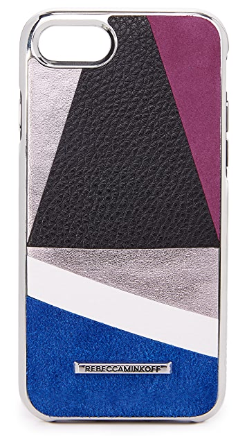 Rebecca Minkoff Patchwork iPhone 7 / 8 Case