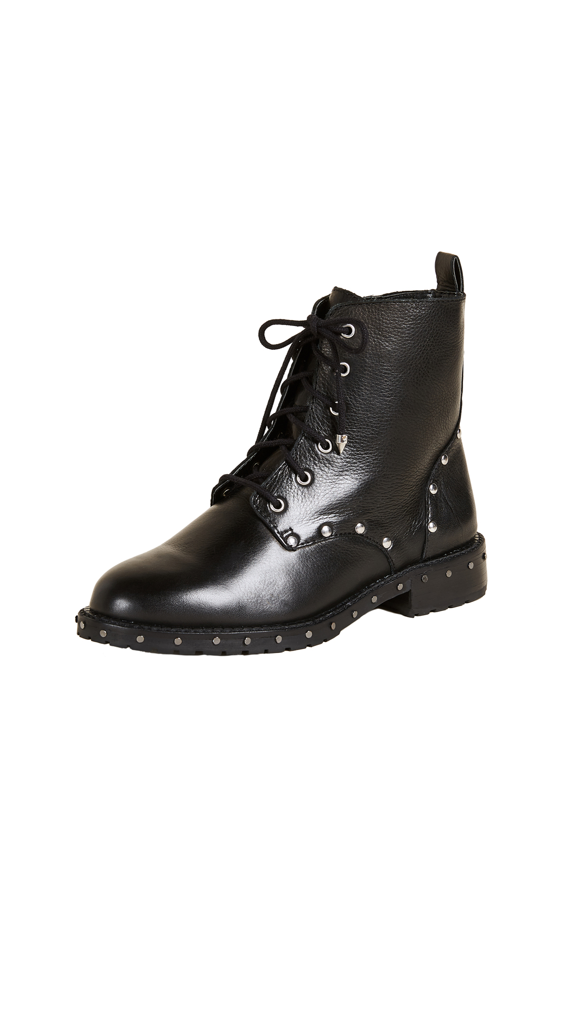 Rebecca Minkoff Gerry Studded Combat Boots