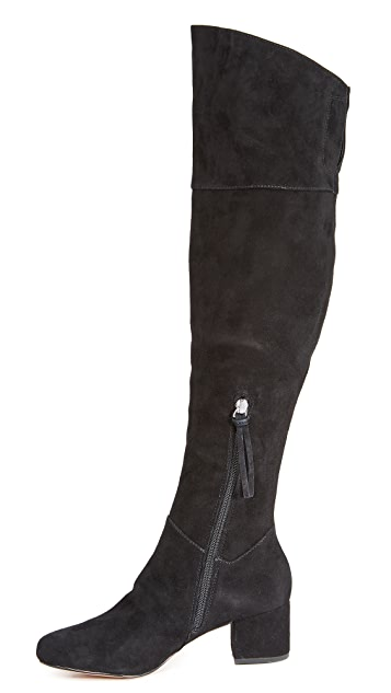 Rebecca Minkoff Shawn Knee High Boots
