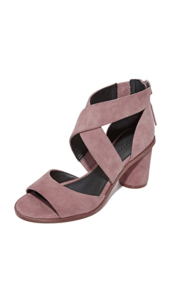 Rebecca Minkoff Leigh Sandals - Berry Smoothie