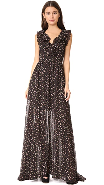 Rebecca Minkoff Brista Dress - Black Multi