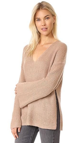 Rebecca Minkoff Remi Sweater - Camel