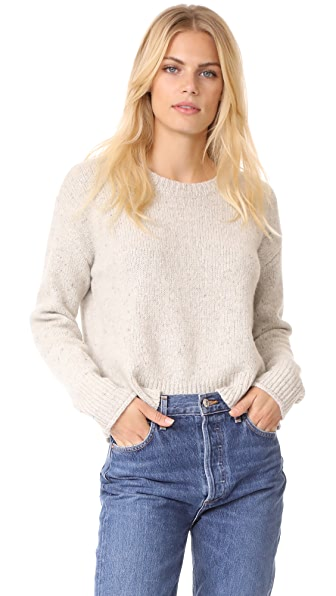 Rebecca Minkoff Cecelia Sweater - Ivory