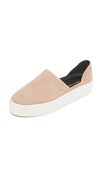 Rebecca Minkoff Nana Platform Slip On Sneakers
