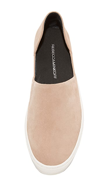Rebecca Minkoff Nana Platform Slip On Sneakers