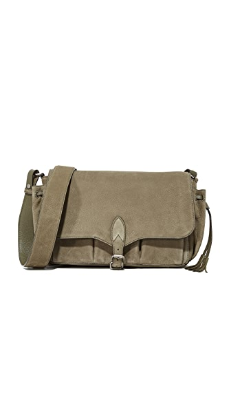 Rebecca Minkoff Alice Messenger Bag - Olive