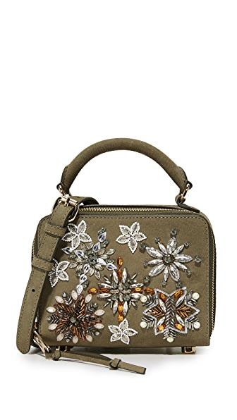 Rebecca Minkoff Box Cross Body Bag - Olive