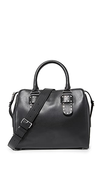 Rebecca Minkoff Midnighter Work Tote - Black