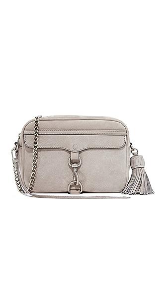 Rebecca Minkoff Medium Mab Camera Bag - Grey