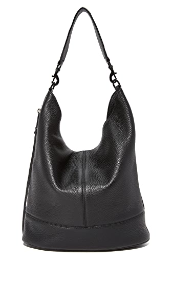 Rebecca Minkoff Stargazing Large Hobo Bag - Black