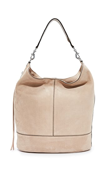 Rebecca Minkoff Stargazing Large Hobo Bag In Sandstone
