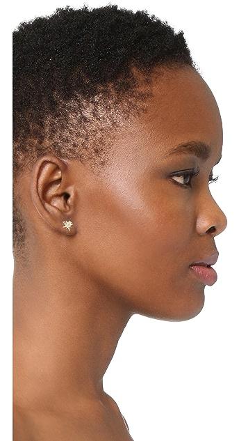 Rebecca Minkoff Stargazing Stud Earrings