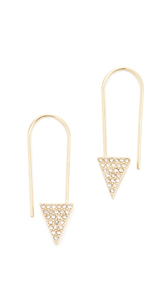 Rebecca Minkoff Alexandria Pin Earrings