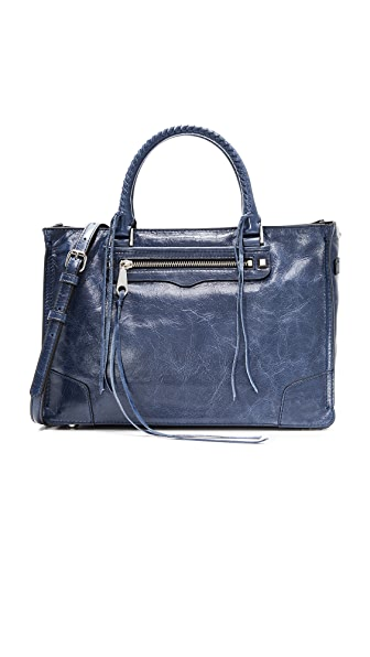 Rebecca Minkoff Regan Satchel - Moon