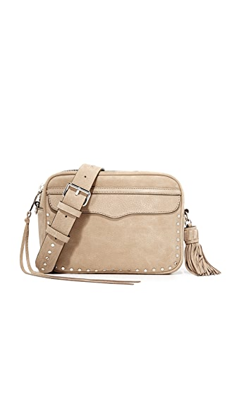 Rebecca Minkoff Bryn Camera Bag - Sandstone