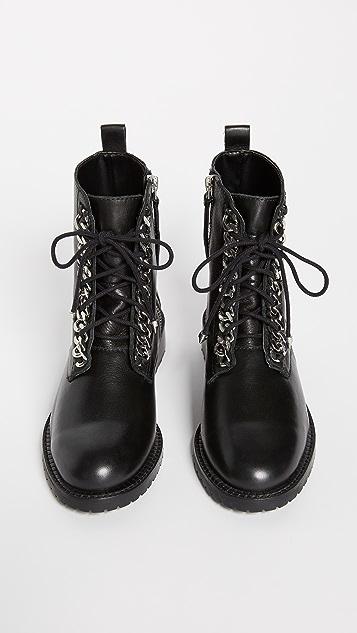Rebecca Minkoff Gian Combat Boots