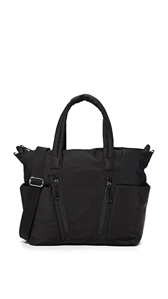 Rebecca Minkoff Ellie Baby Bag - Black