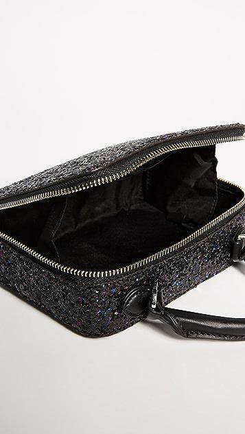 Rebecca Minkoff Glitter Box Cross Body Bag