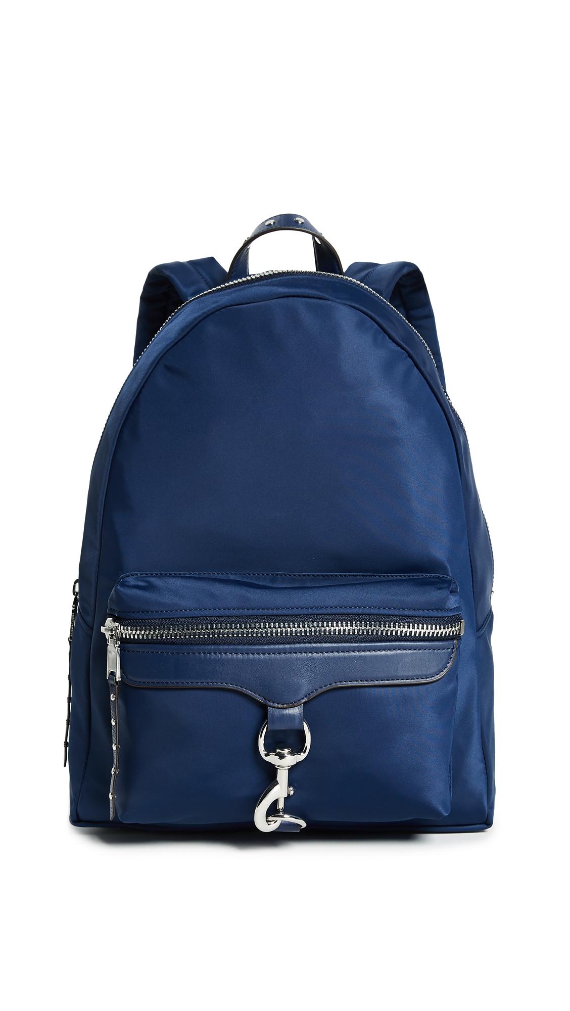 Rebecca Minkoff Always On MAB Backpack - True Navy