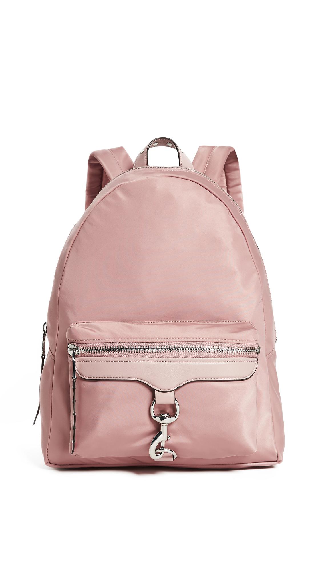 Rebecca Minkoff Always On MAB Backpack - Vintage Pink