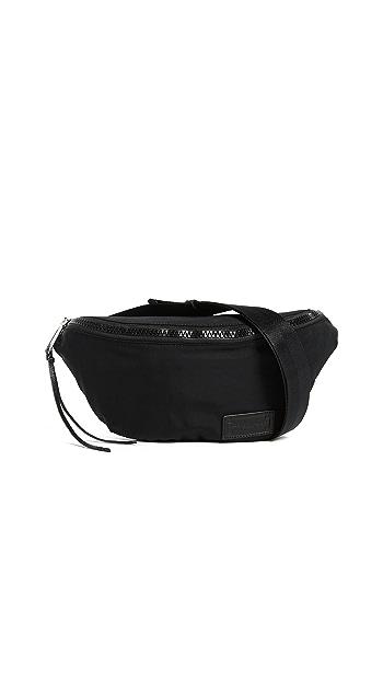 Rebecca Minkoff Nylon Belt Bag - Black