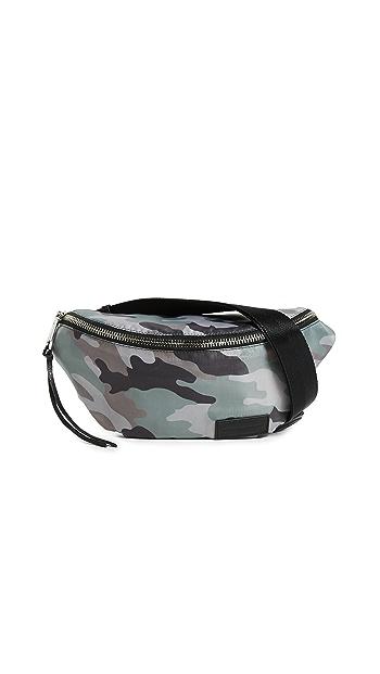 Rebecca Minkoff Nylon Belt Bag - Camo Print