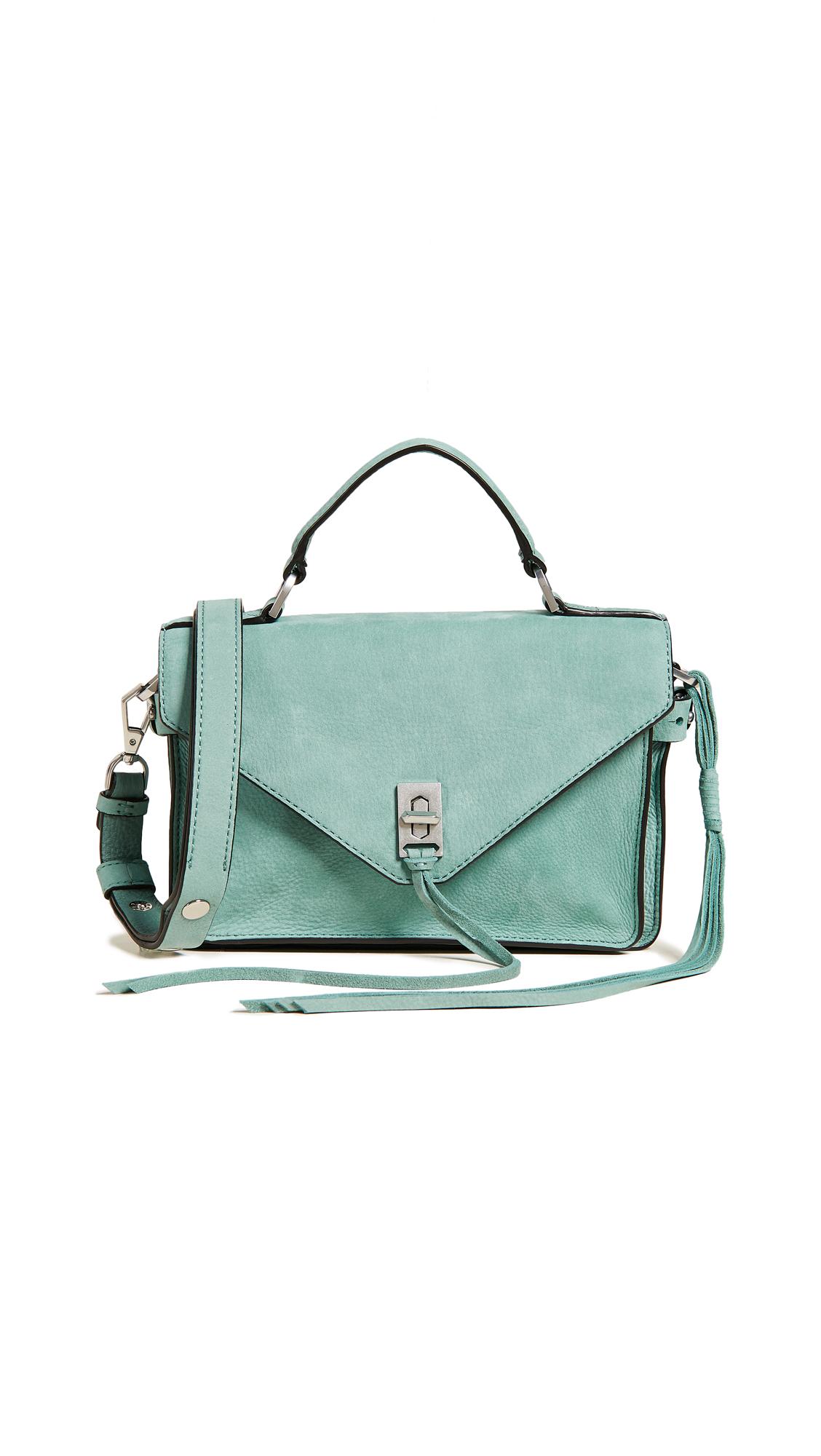 Darren Messenger bag - Green Rebecca Minkoff zte3bEu0q