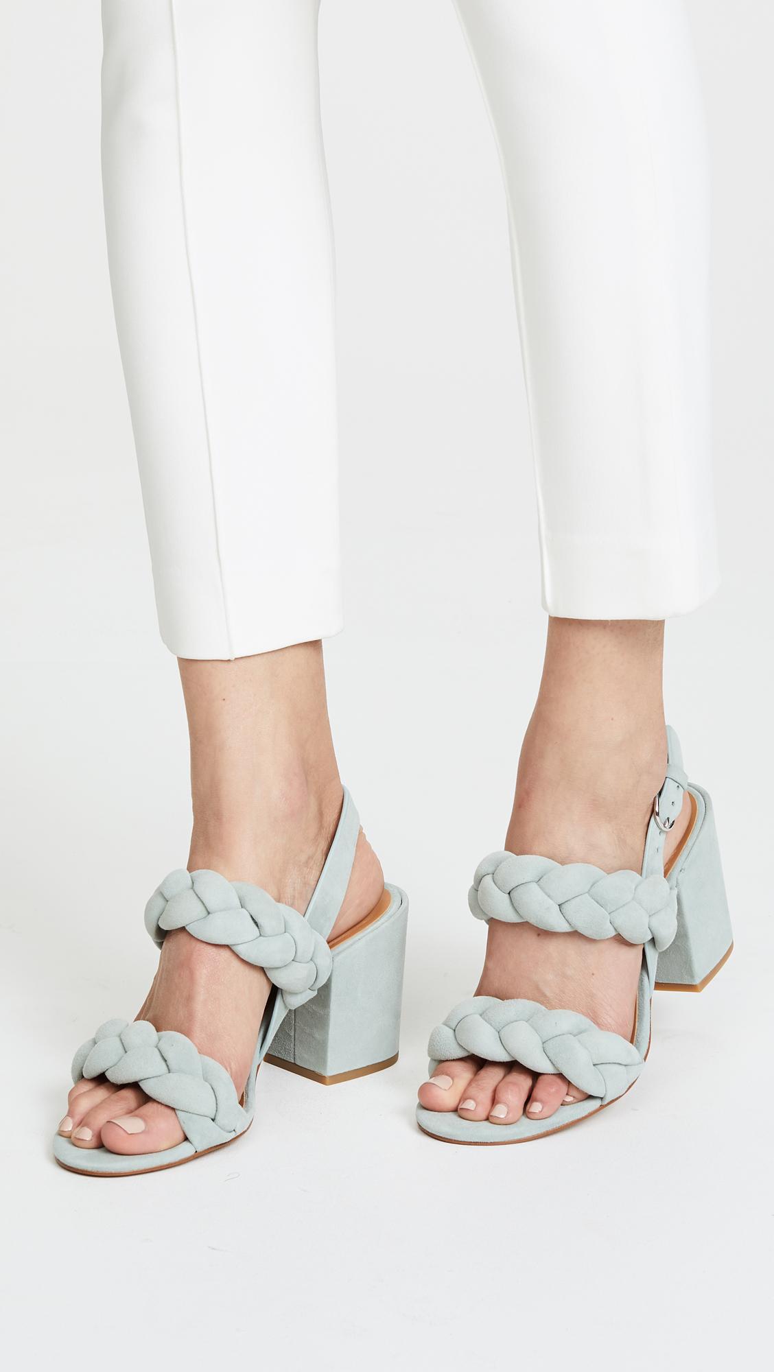30467353075 Rebecca Minkoff Candace Braided Sandals