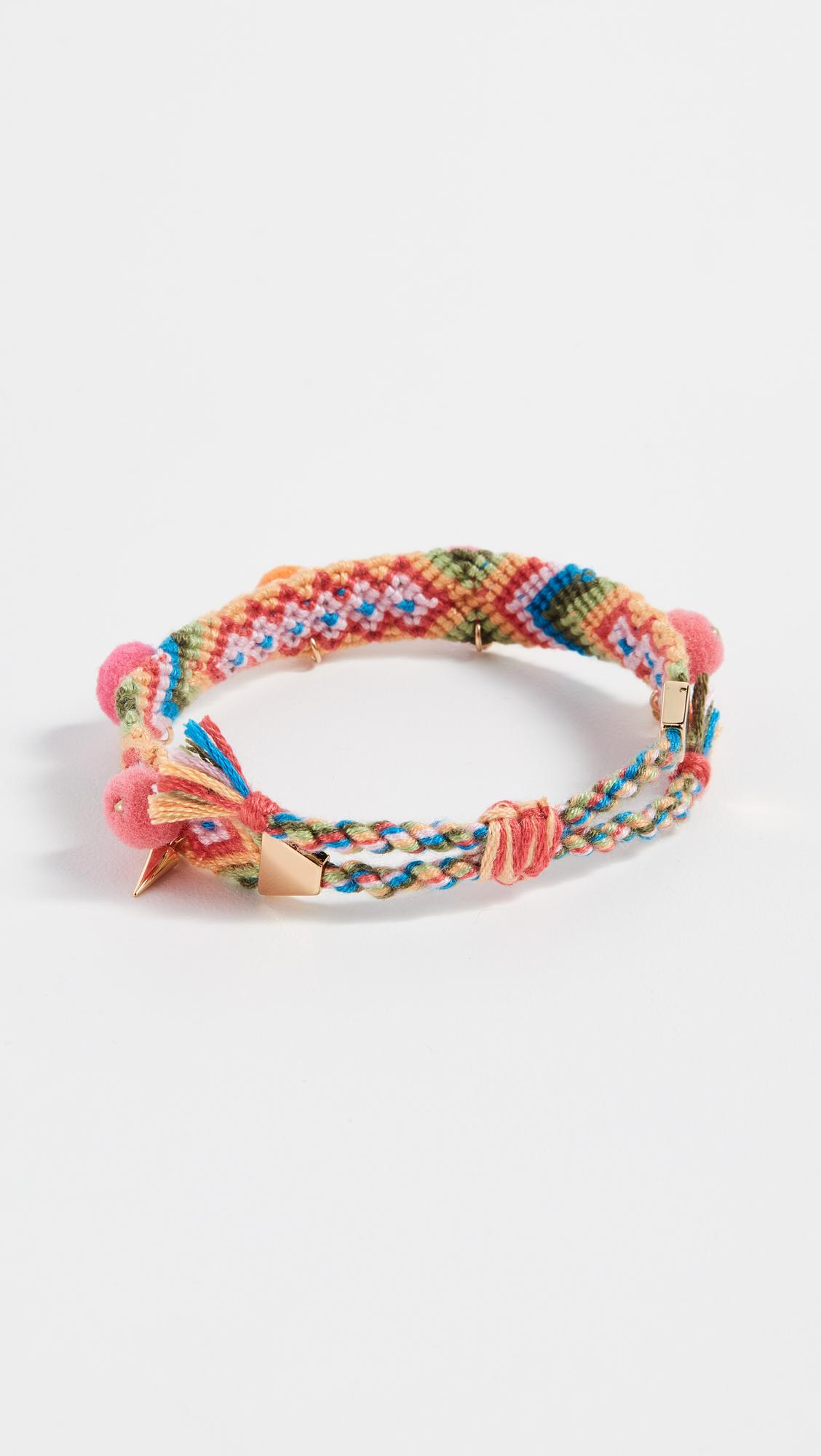 Rebecca Minkoff Cha Cha Friendship Bracelet x57tQ4ETn
