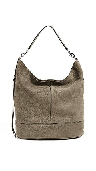 Rebecca Minkoff Bucket Hobo Bag In Olive