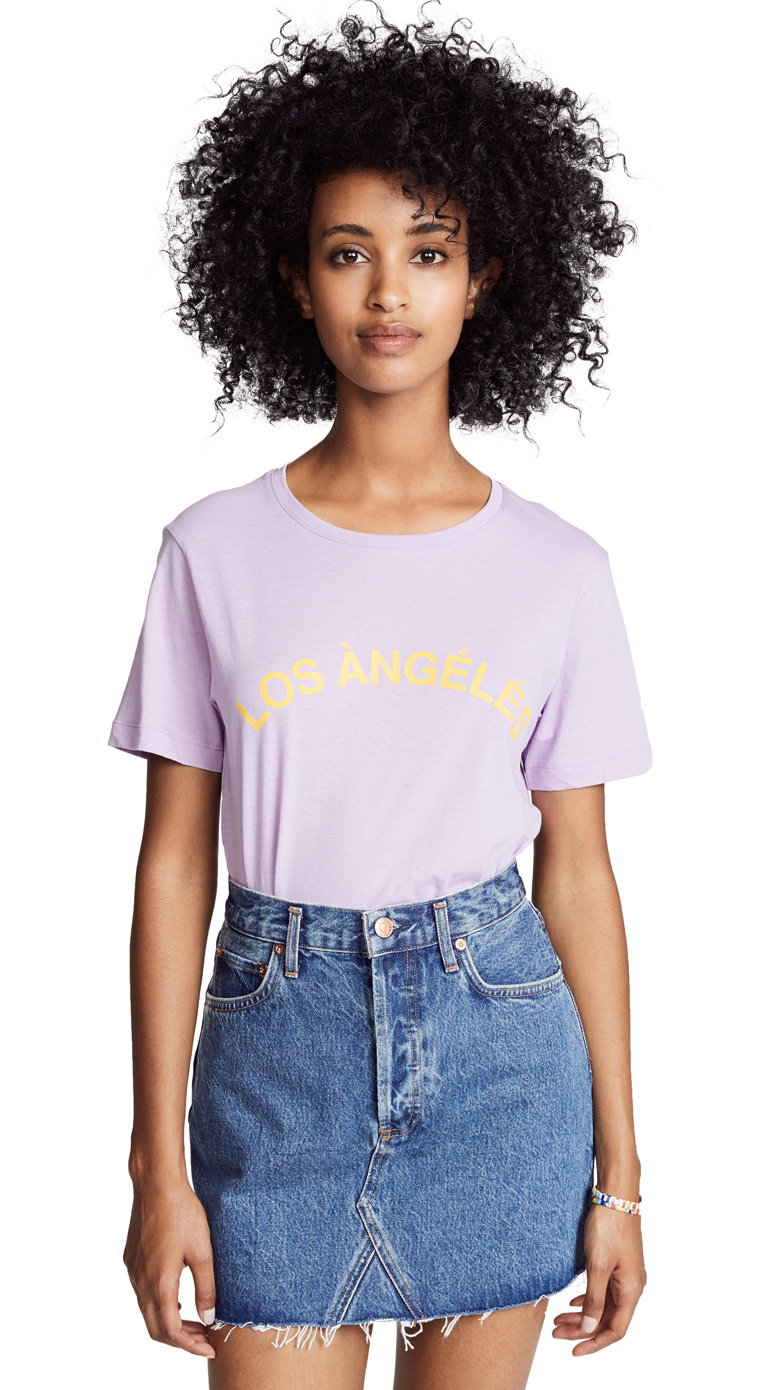 LOS ANGELES DELANEY TEE