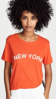 Rebecca Minkoff New York Delaney T 恤