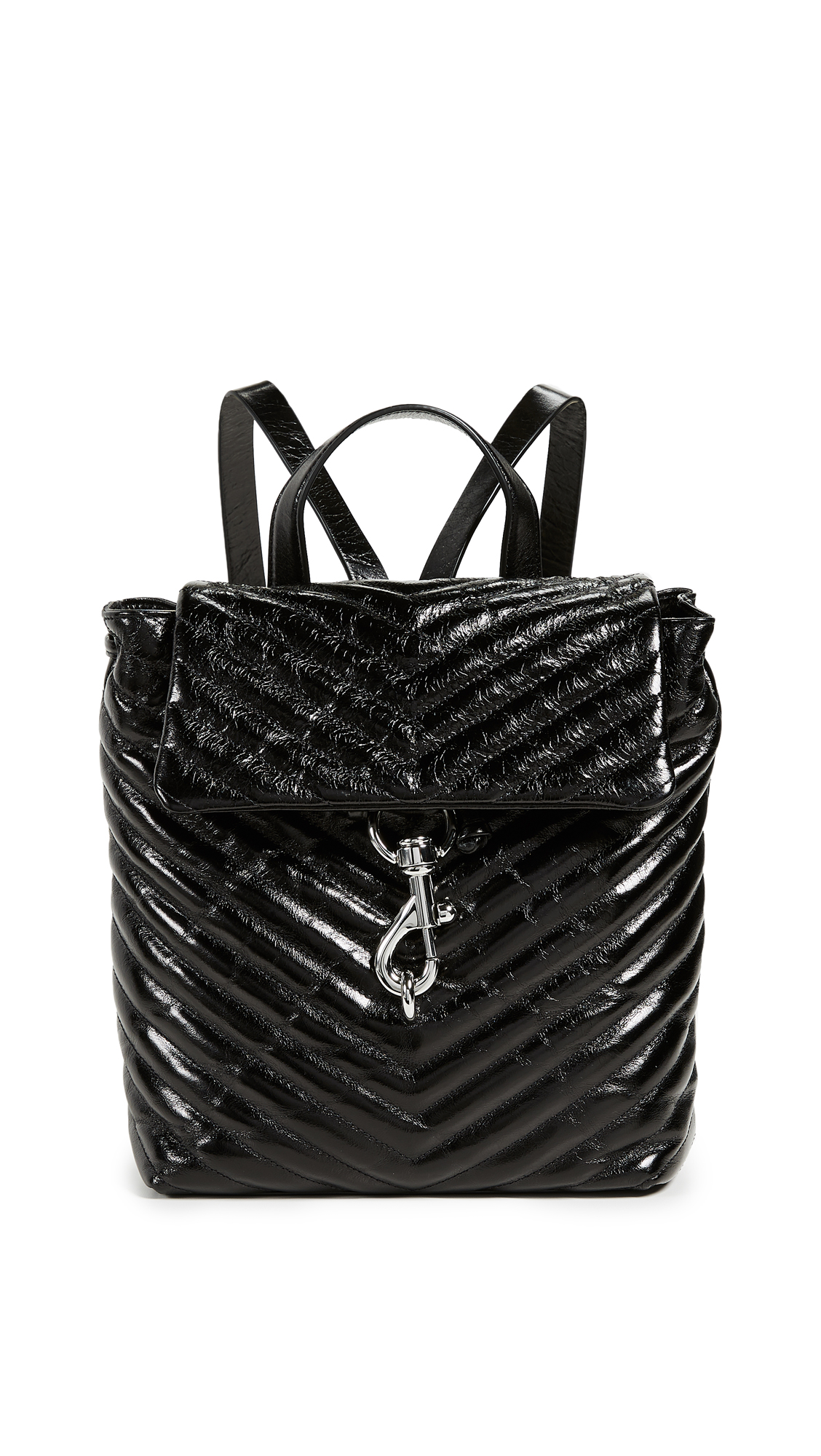 Rebecca Minkoff Edie Flap Quilted Backpack